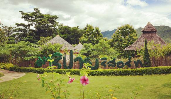 泰国包车 泰国大树秋千和汽车旅馆