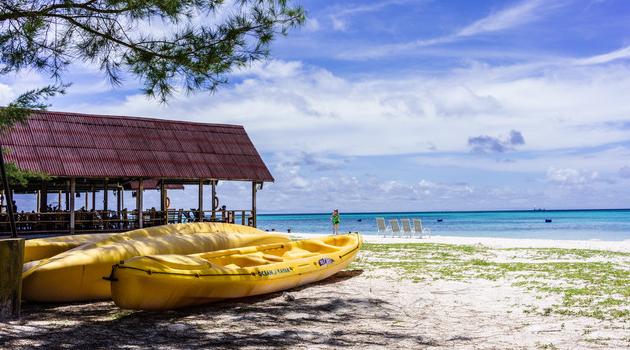 马来西亚环滩岛