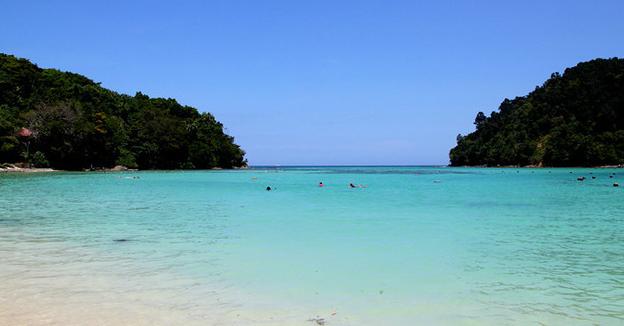 马来西亚东姑阿都拉曼海洋公园
