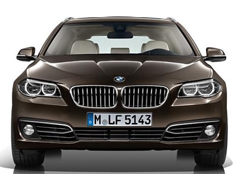 BMW 5系旅行轿车