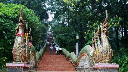 泰国清迈素贴山