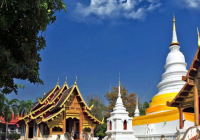 泰国清莱帕辛寺