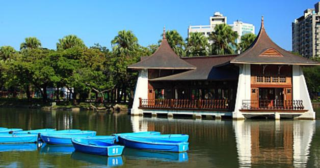 台湾台中公园