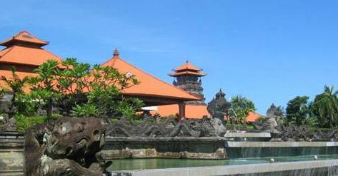 巴厘岛乌布王宫