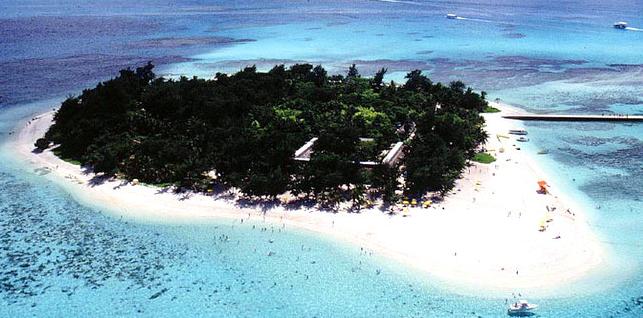塞班军舰岛