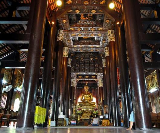 泰国罗摩利寺