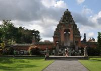 巴厘岛女神庙