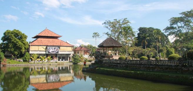 巴厘岛母神庙