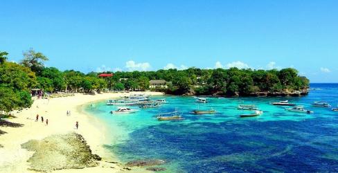 巴厘岛蘑菇海湾