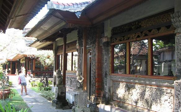 巴厘岛勒迈耶博物馆