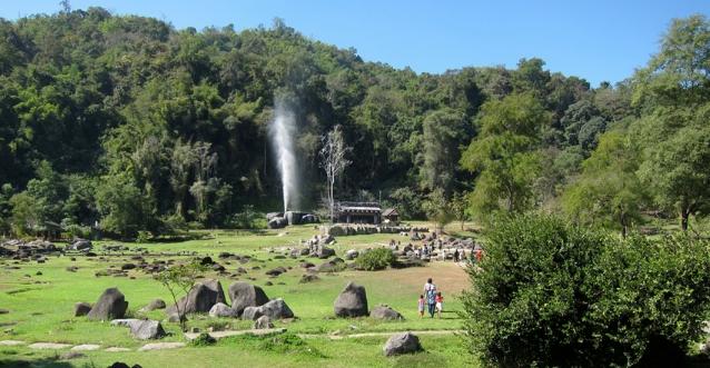 泰国宏博山国家公园