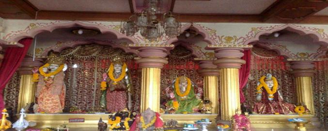 泰国印度神庙