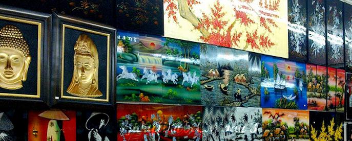 泰国清迈伽达拉市场