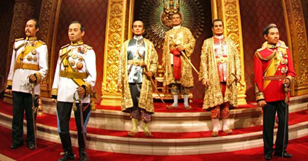 泰国蜡像博物馆