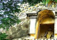 泰国古道寺
