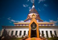 泰国清迈沓敦寺