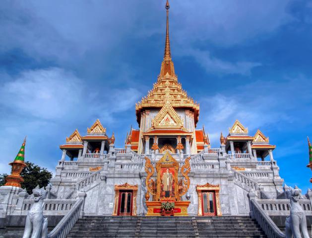 泰国金佛寺