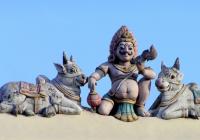 泰国马里安曼兴都庙