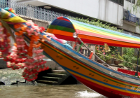 泰国曼谷昭披耶河
