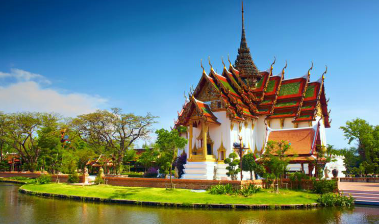 泰国古迹城