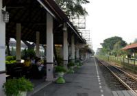 泰国廊曼火车站