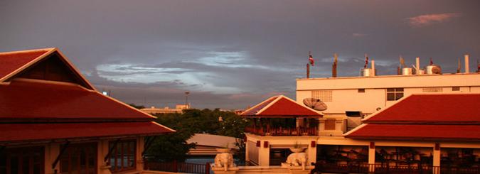 泰国拉查帕迪特寺