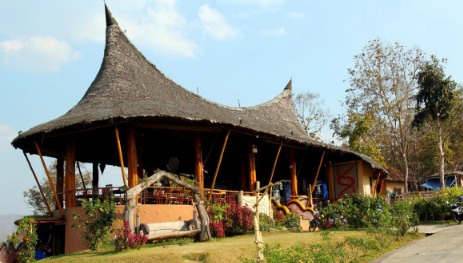 泰国美茵寺
