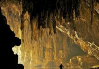 泰国拜县洞穴探险