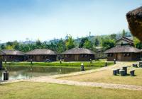 泰国拜县山地村
