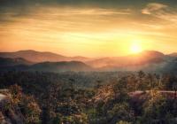 泰国拜县峡谷