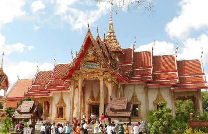 泰国庆祖庙