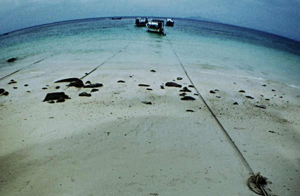 泰国兰迪沙滩