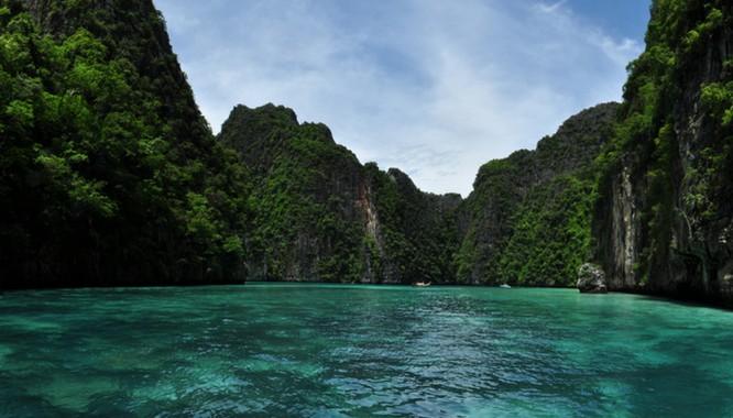泰国罗萨马湾
