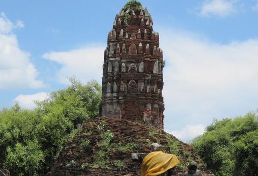 泰国拉差布拉那寺