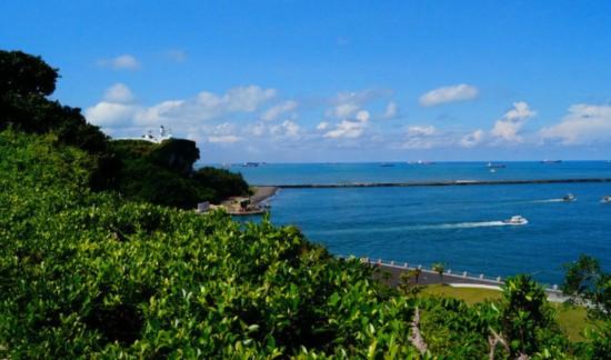台湾高雄港
