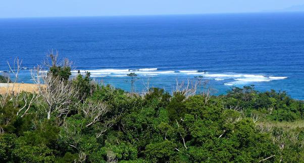 日本冲绳古宇利岛