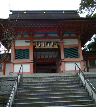 日本香椎神宮