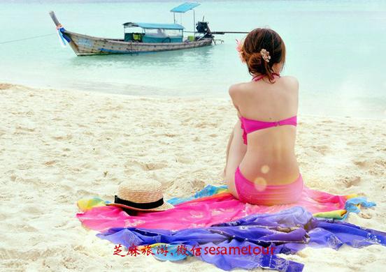 泰国甲米翠竹岛 泰国地接社
