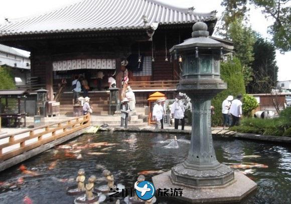 日本灵山寺