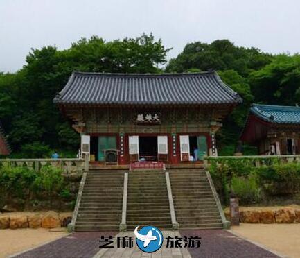 韩国釜山梵鱼寺