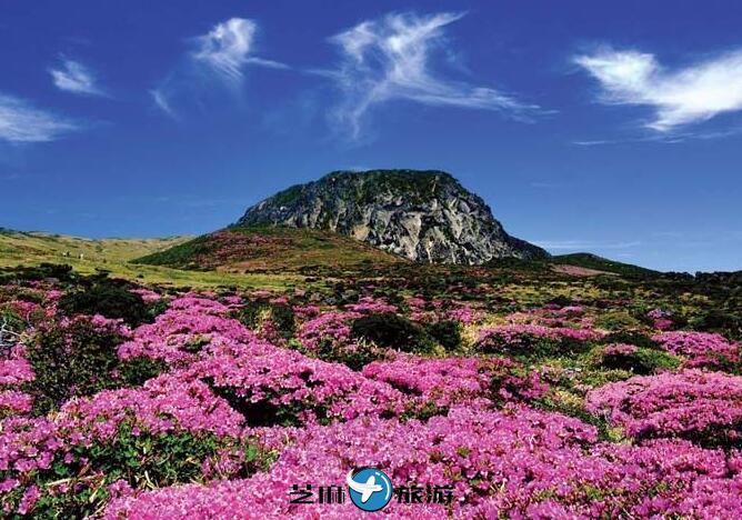 韩国汉拿山地理环境
