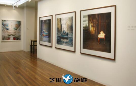 韩国釜山自由行包车 韩国釜山古隐当代写真美术馆