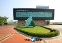 韩国釜山租车 韩国洛东江河口环保中心