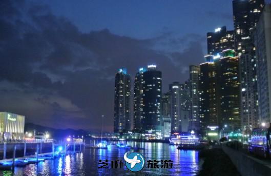 韩国釜山 The Bay 101