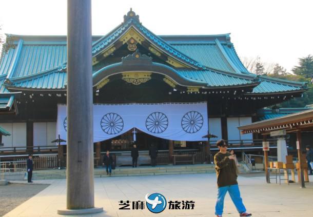 日本东京靖国神社