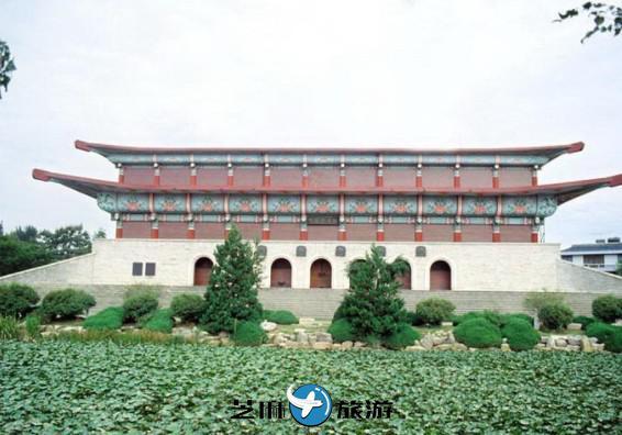 首尔包车 首尔世宗大学博物馆