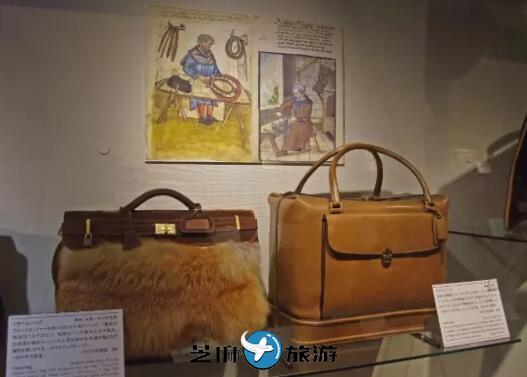 日本东京Ace世界手袋博物馆