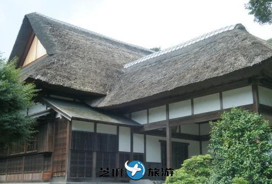 日本三溪园