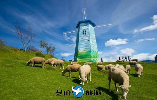 去台湾旅游 这两个地方千万不要错过!比日月潭还美丽!