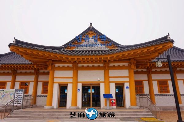 韩国 春川 江村铁路自行车/金裕贞车站 前往交通指南简介